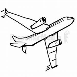 L passenger aircraft clipart - Clipground