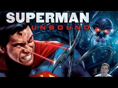 Superman Unbound (2013) Dc Animated Video  Video Review Youtube