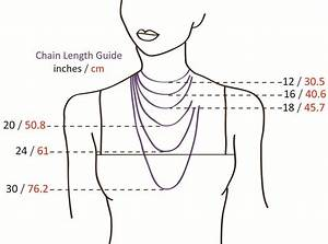 Jim Davis Designs  Necklace Lengths