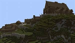 Medieval City Hall Edoras Minecraft Project