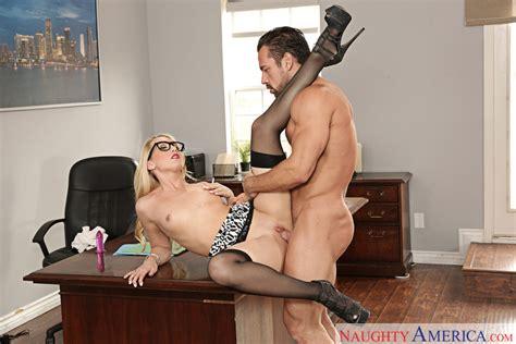 Aj Applegate Johnny Castle In Naughty Office Naughty America K Porn Videos
