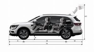 Koleos 2017 Interieur : dimensions koleos cars renault uk ~ Medecine-chirurgie-esthetiques.com Avis de Voitures