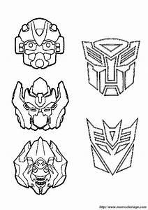 Coloriage De Transformer Dessin Coloriage Transformers 16