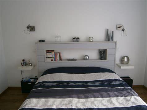 tablette lumineuse cuisine tete de lit photo 6 12 tete de lit fabriquée par mon mari
