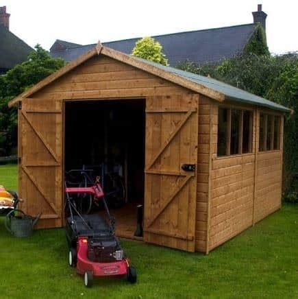 Shiplap Or Tongue And Groove Shed - 16 x 10 shiplap tongue and groove workshop shed what shed