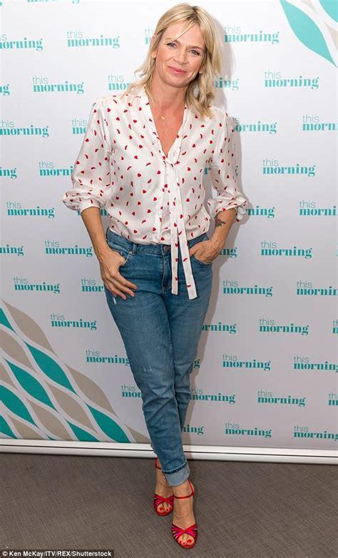 Zoe Ball says charity bike ride was 'amazing' tribute to ...