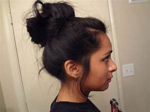 Easy Messy Bun Hairstyles For Long Hair Hairstyle For