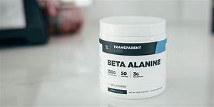 Is Beta Alanine The Best Pre Workout Ingredient Of All Time