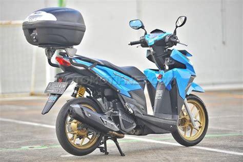 Modifikasi Vario 120 by 5 Modifikasi Honda Vario 150 Esp