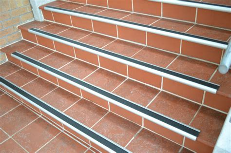 tile stair nosing trim carpet transition aluminum stair nosing stair trim
