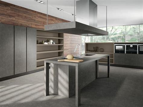 plan de travail pour ilot central cuisine plan de travail cuisine moderne en et bois