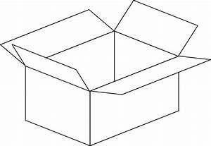 White Box Clip Art at Clker.com - vector clip art online ...