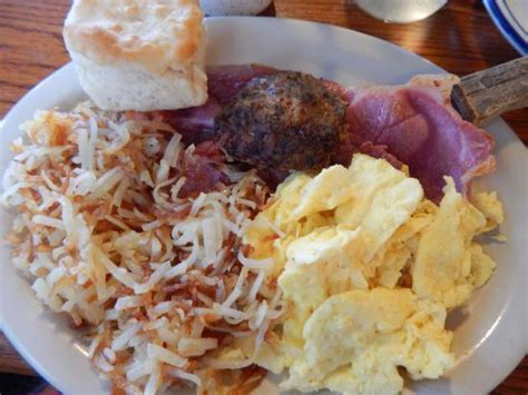 the country kitchen pine mountain ga lover s breakfast platter picture of the country 9460