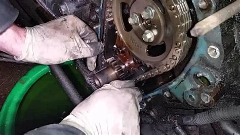 replace  timing chain fully detailed video