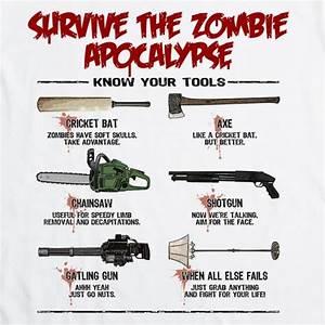 Zombie Apocalypse or Flu?   Unload and Unwind