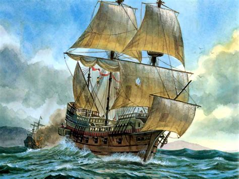 Caravelle 4k Wallpapers by Pirate Ship Wallpapers Wallpapersafari