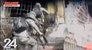 Daring rescue of 3 Maute hostages in Marawi caught on ...