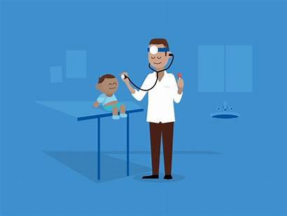 Check Doctor Dribbble Human Required Shots Icon