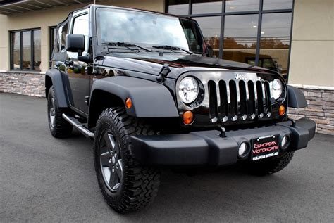 Call Of Duty Jeep Rubicon by 2011 Jeep Wrangler Rubicon Call Of Duty For Sale Near