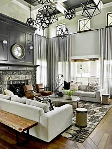 15, Wonderful, Transitional, Living, Room, Designs, To, Refresh, Your, Home, With