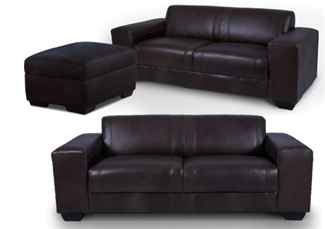 Sofa Loveseat Combo Deals by Lounge Suites Coricraft Terry Leather Sofa Combo Deal