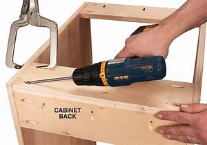 AW Extra 7/5/12 - Tips for Building Cabinets with Pocket