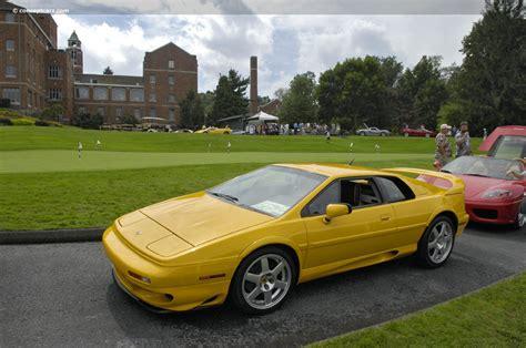 1997 Lotus Esprite V8 Conceptcarzcom