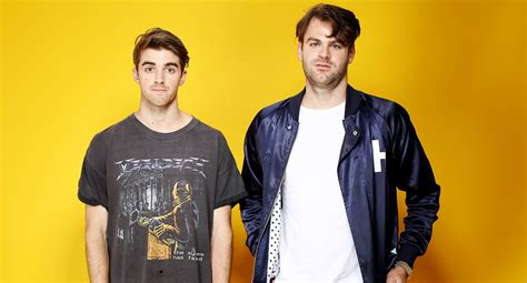 The Chainsmokers Reveal Info About Collaborators & More In