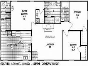 clayton double wide mobile homes floor plans : Modern ...