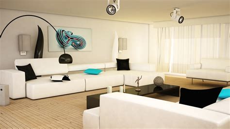 Spacious Modern Living Room Interiors by Spacious Modern Living Room Interior 2019 Living Room