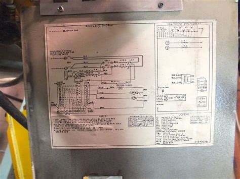 Oil Furnace Wiring Schematic Diagram With