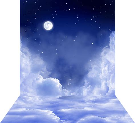 moon moonlight night background sticker  jamie