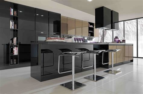 18 black kitchen designs for everyone who thinks outside