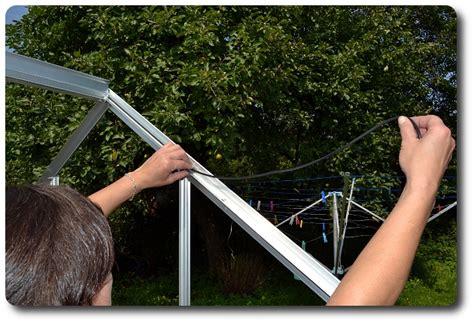 Gewächshaus Fenster Einbauen by Gewchshaus Fenster Einbauen Best Gewchshaus Starlight Alu