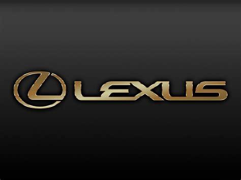 lexus logo black gold lexus logo wallpaper lexus pinterest