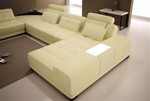 Contemporary quality bonded leather l shape sectional for Sectional sofas in albuquerque