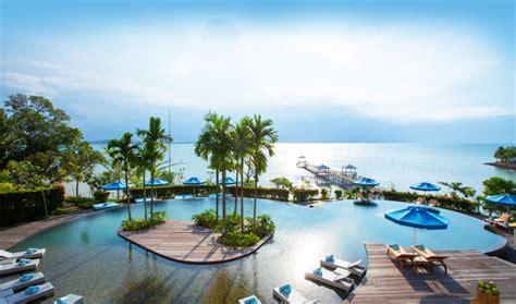 7 hotel dengan infinity pool paling di indonesia