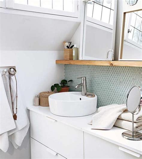 Kleines Badezimmer Schräge by Minibad Ideen Zum Einrichten Und Gestalten Badezimmer