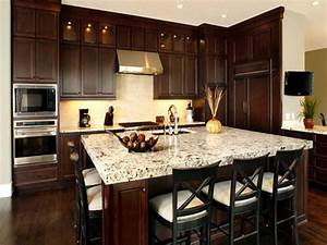 kitchen pictures of kitchens with dark cabinets colors With kitchen cabinet trends 2018 combined with how to remove a sticker from glass