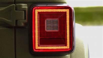 Lights Tail Jeep Wrangler Running Brake Halogen