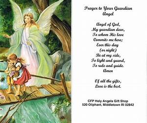 How to Contact Your Guardian Angel | Prayer to Your ...