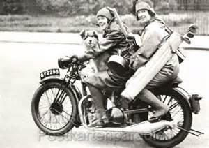 motorrad sprüche s w karten frauen auf motorrad