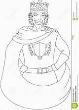 Calvary Konge Venlige Kroon Uteer Principe Principessa sketch template