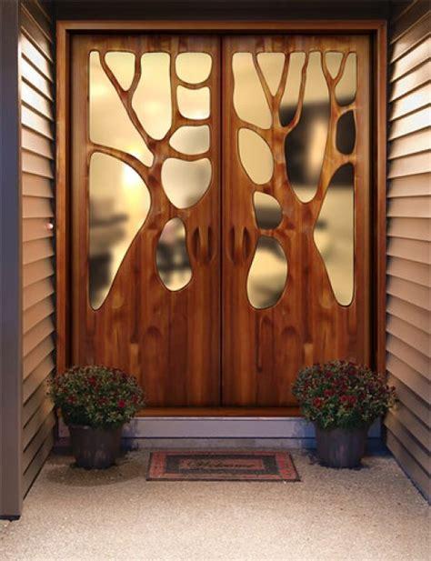 unique door designs home design garden architecture