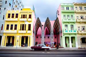 14 beautiful buildings radiate color in cuba photos