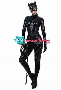 Batman Returns Catwoman Cosplay Costume For Sale