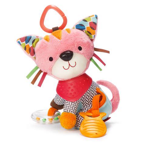 meilleur marque siege auto bebe jouet d 39 éveil bébé chaton de skip hop sur allobébé
