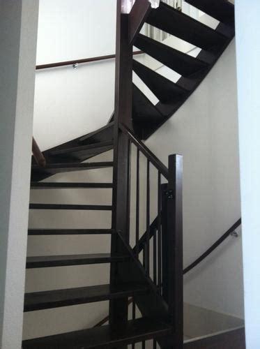 je trap verven trap zwart schilderen