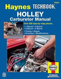 Holley Carburetor Haynes Techbook  Usa