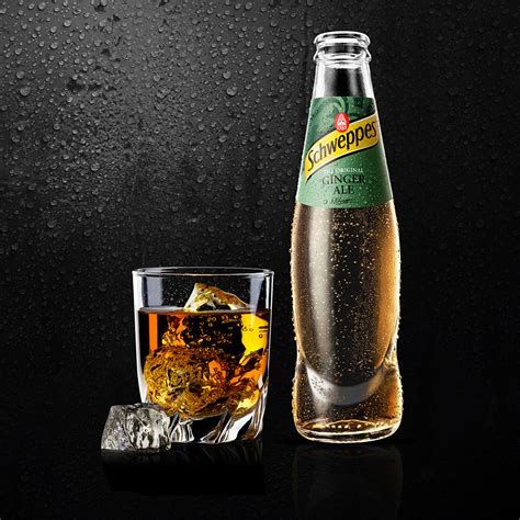 Whiskey Ginger Ale Recipes Przepis Schweppes